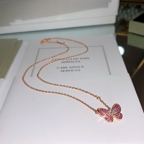 wholesale quality vancleef & arpels necklace sku 10