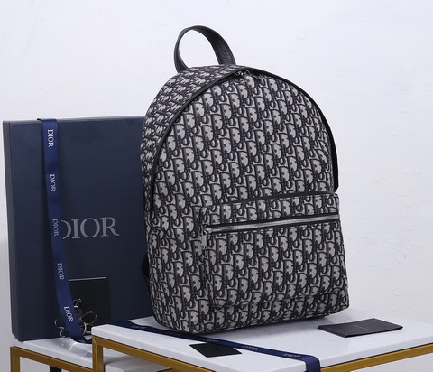 Christian Dior backpack Oblique 93328 classic pattern